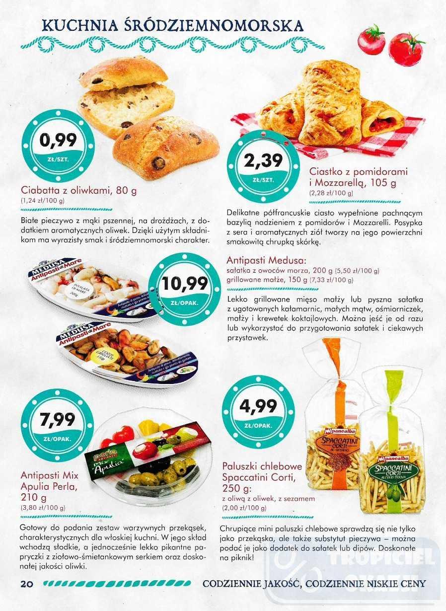 Gazetka Promocyjna I Reklamowa Biedronka Kuchnia