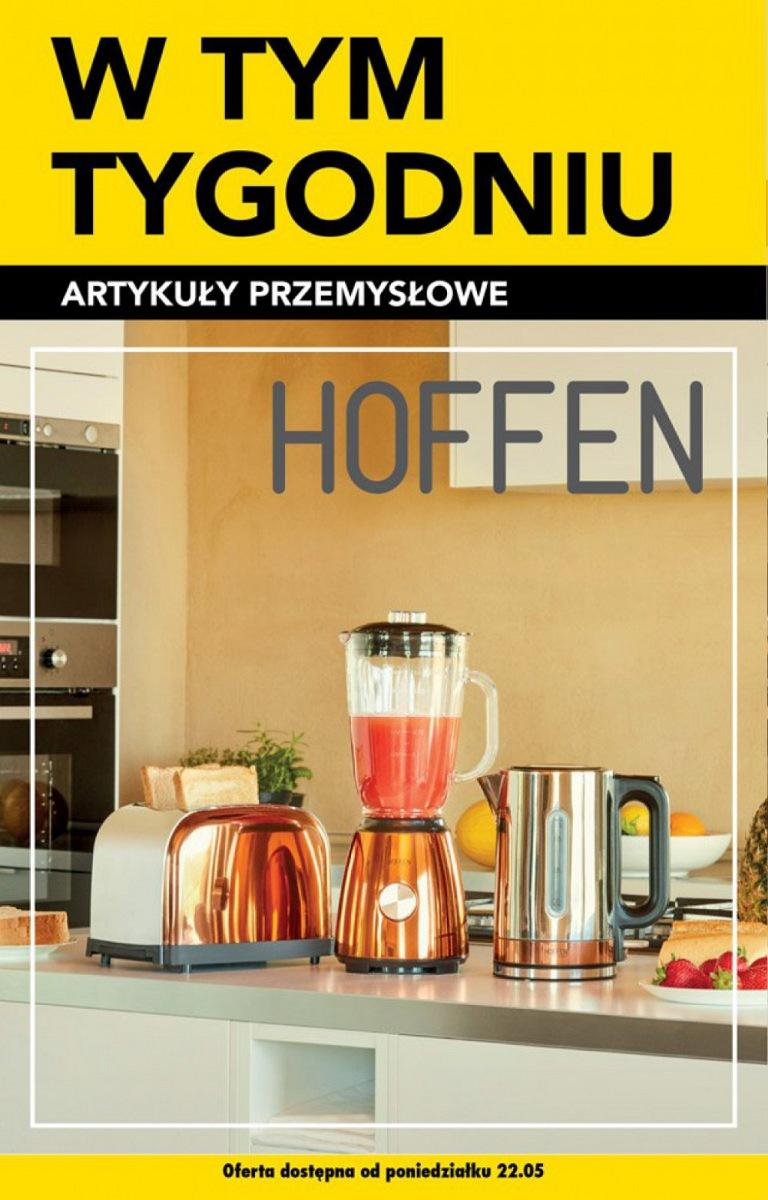 Gazetka promocyjna Biedronka do 01/06/2017 str.0