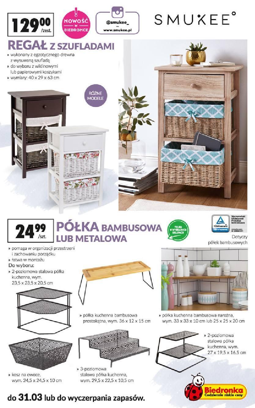 Gazetka promocyjna Biedronka do 04/04/2019 str.15