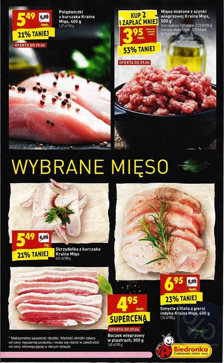 Gazetka promocyjna Biedronka do 02/05/2018 str.20
