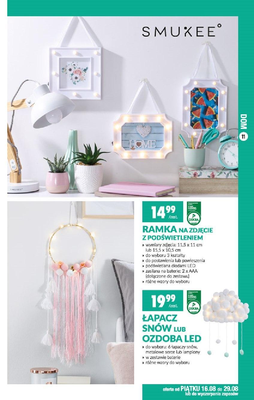 Gazetka promocyjna Biedronka do 25/08/2019 str.11