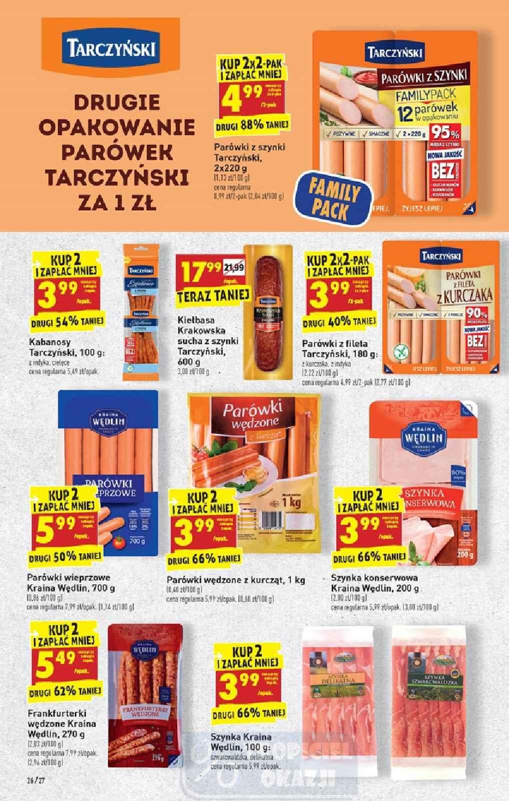 Gazetka promocyjna Biedronka do 15/02/2020 str.26