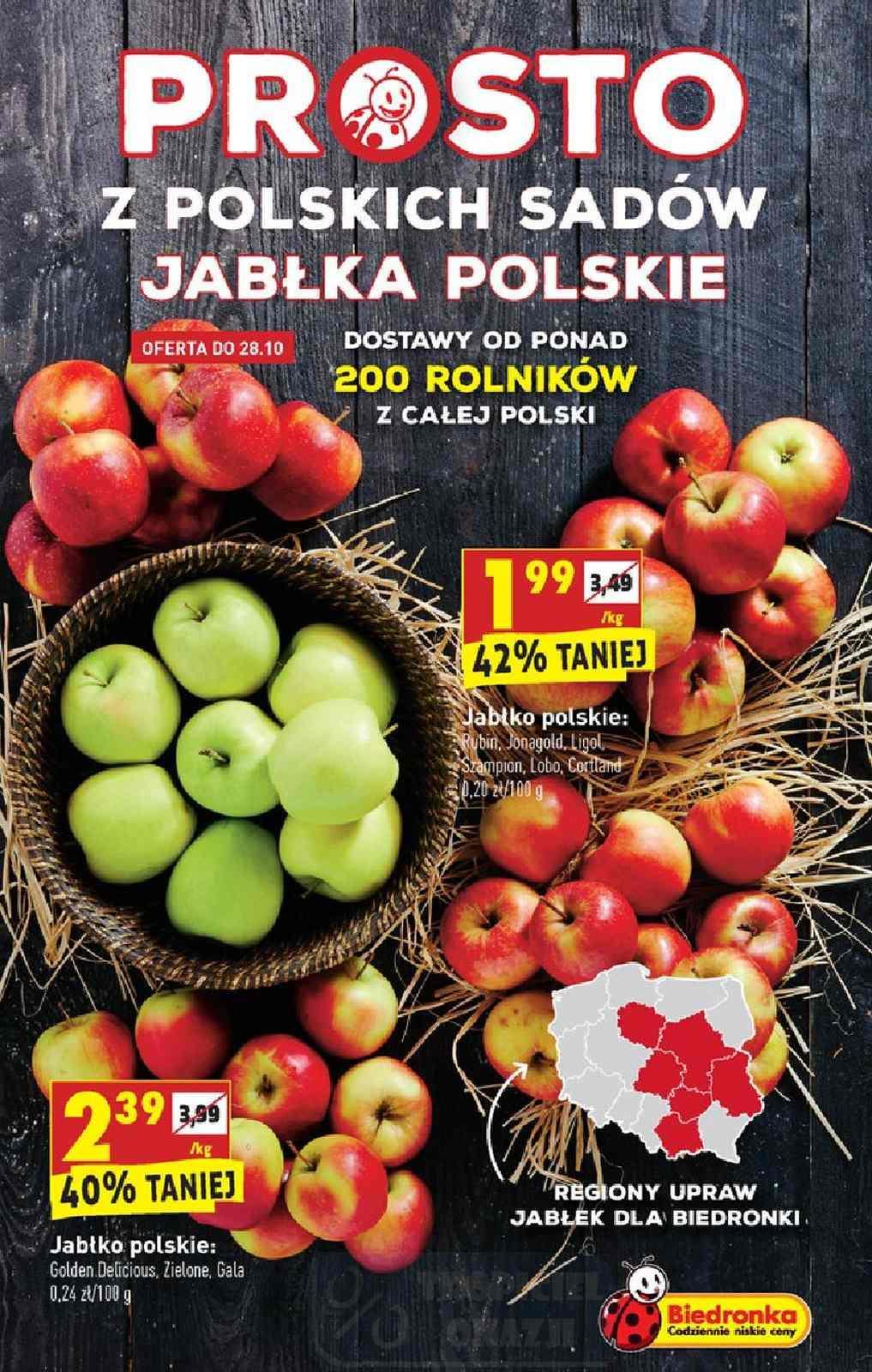 Gazetka promocyjna Biedronka do 31/10/2020 str.15
