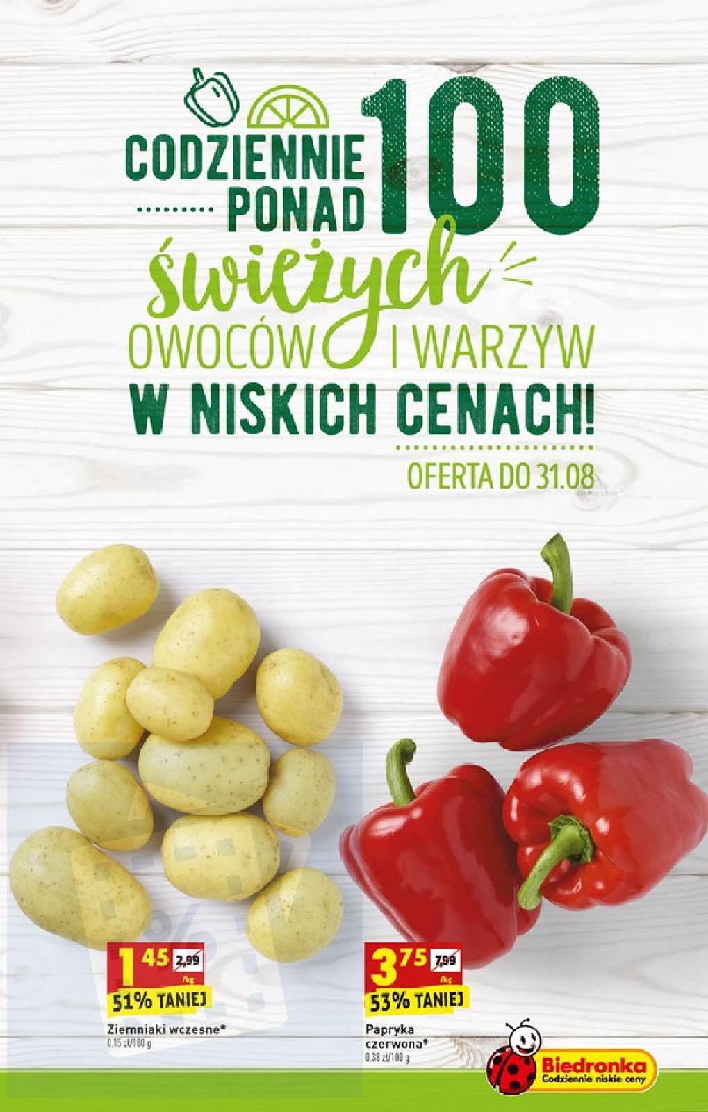 Gazetka promocyjna Biedronka do 04/09/2019 str.10