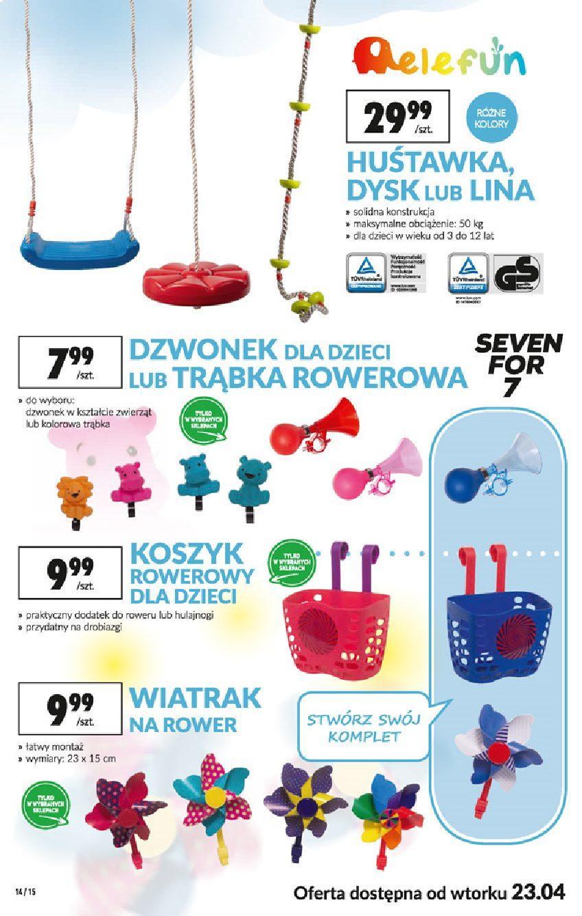 Gazetka promocyjna Biedronka do 08/05/2019 str.13