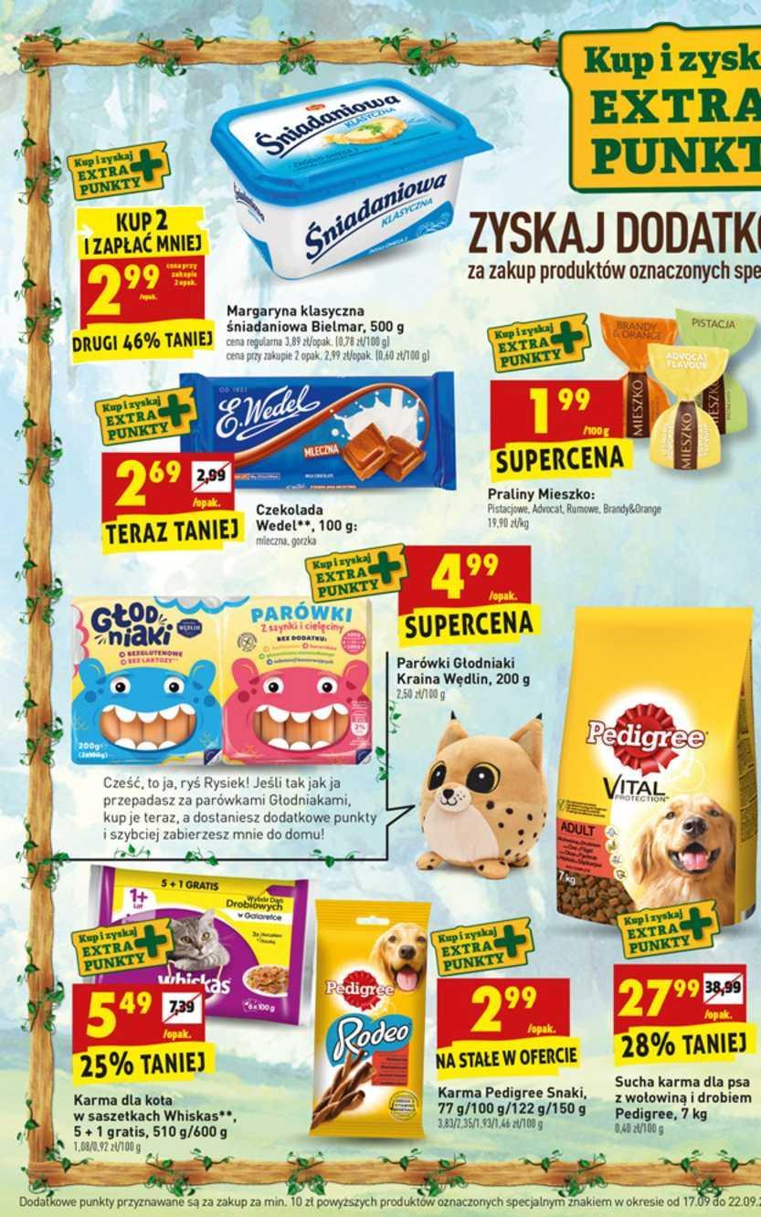 Gazetka promocyjna Biedronka do 22/09/2018 str.52