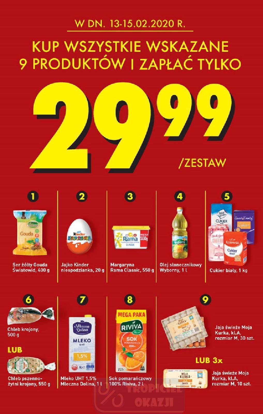Gazetka promocyjna Biedronka do 19/02/2020 str.9
