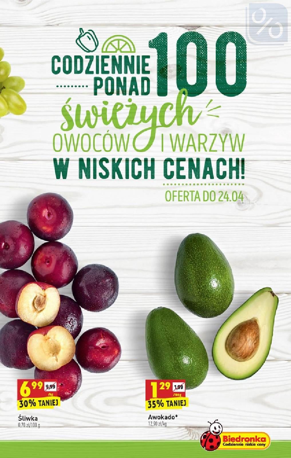 Gazetka promocyjna Biedronka do 28/04/2019 str.6