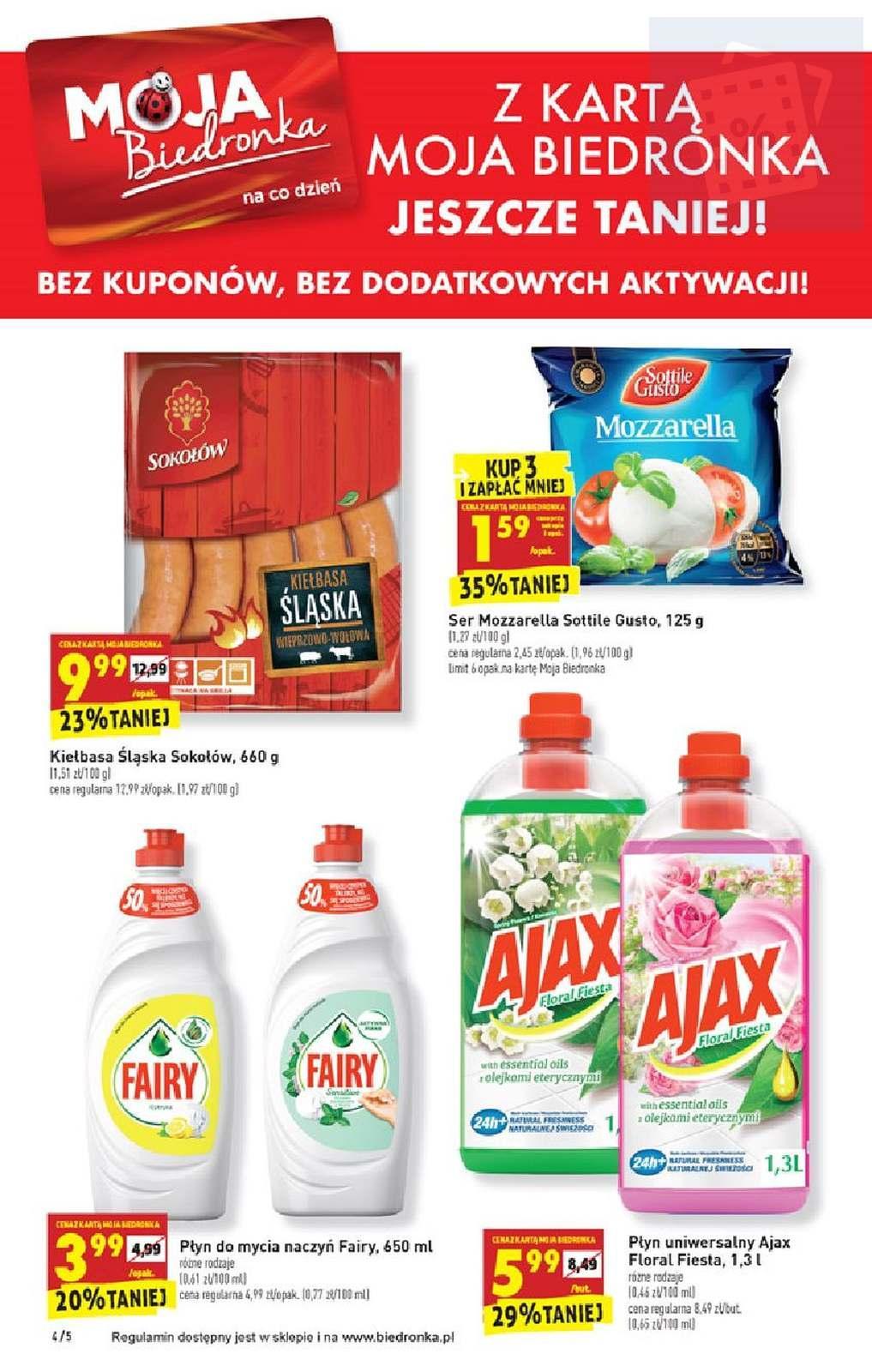 Gazetka promocyjna Biedronka do 12/10/2019 str.4