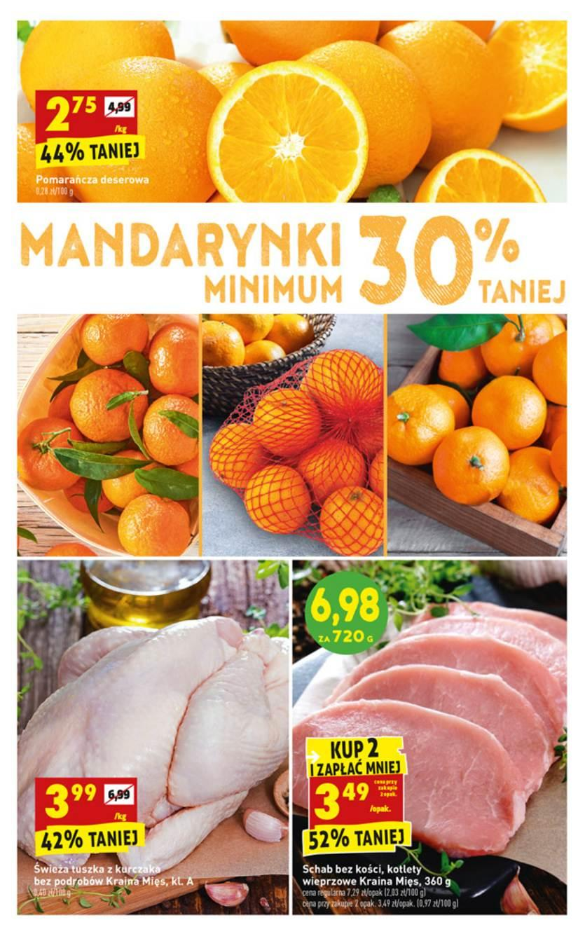 Gazetka promocyjna Biedronka do 08/12/2018 str.3