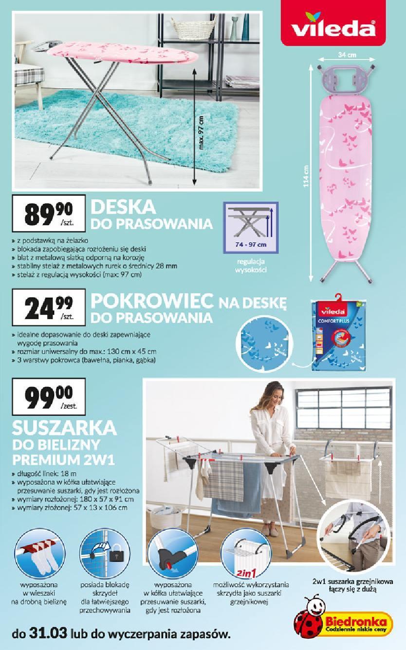 Gazetka promocyjna Biedronka do 04/04/2019 str.13