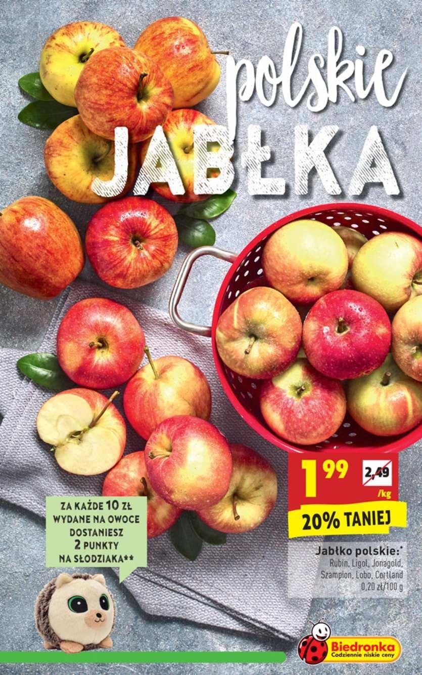 Gazetka promocyjna Biedronka do 17/10/2018 str.4