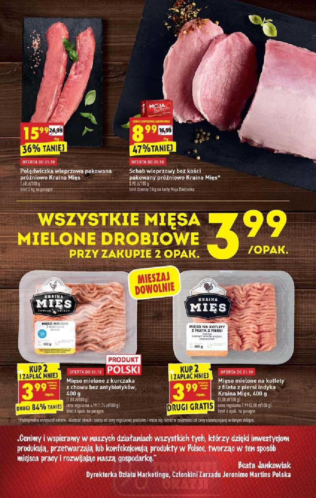 Gazetka promocyjna Biedronka do 04/11/2020 str.15
