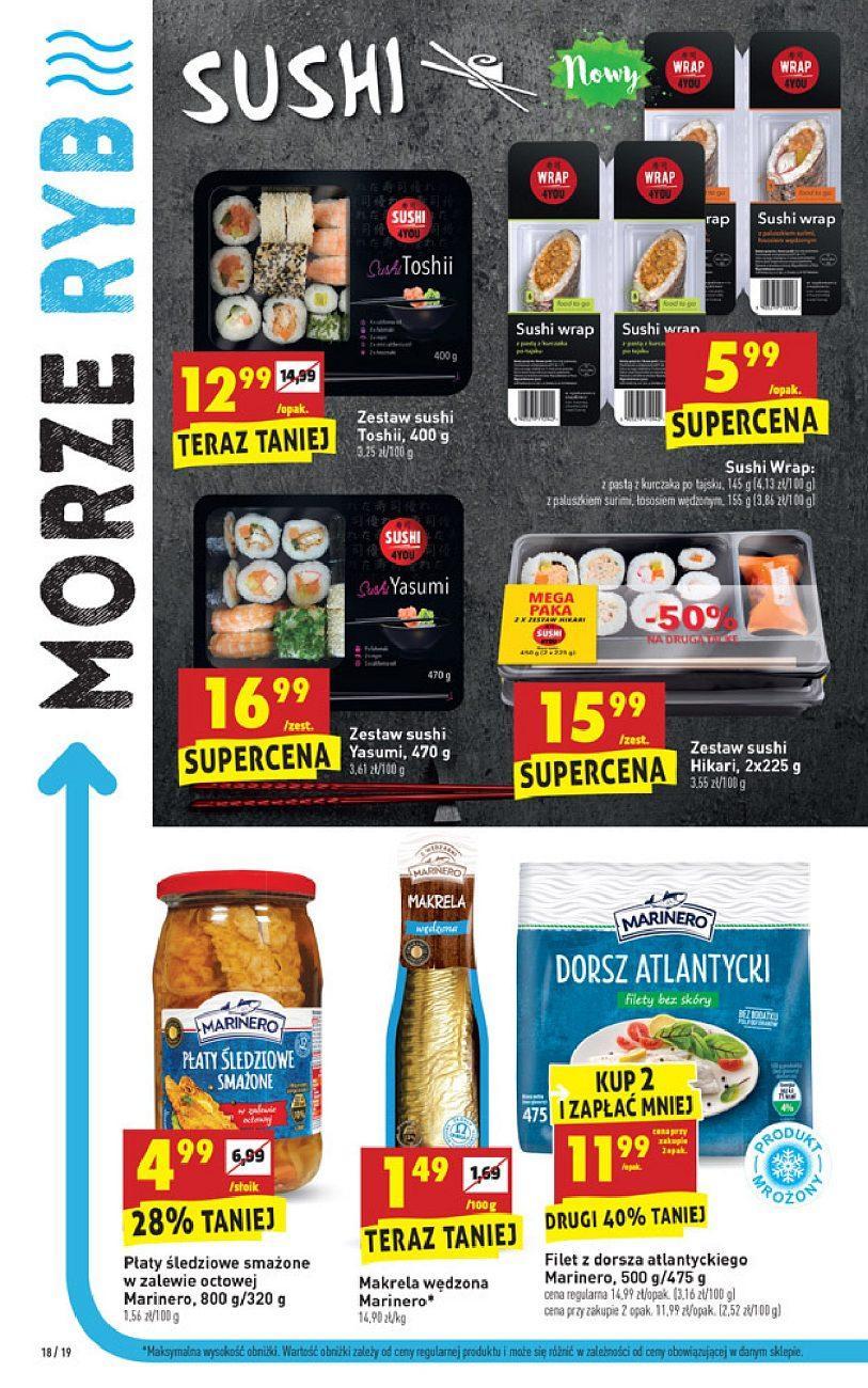 Gazetka promocyjna Biedronka do 18/08/2018 str.17