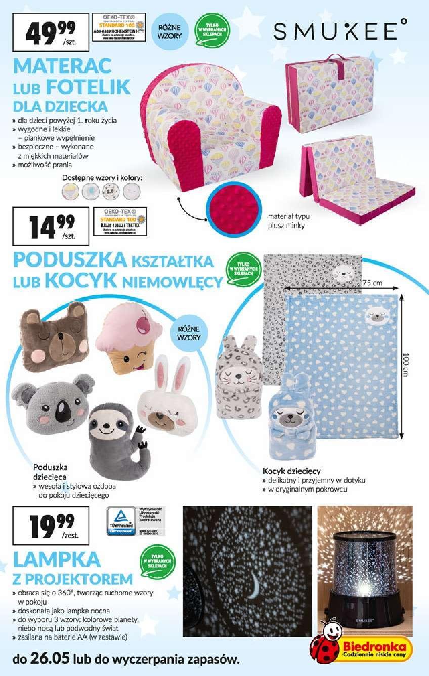 Gazetka promocyjna Biedronka do 29/05/2019 str.9