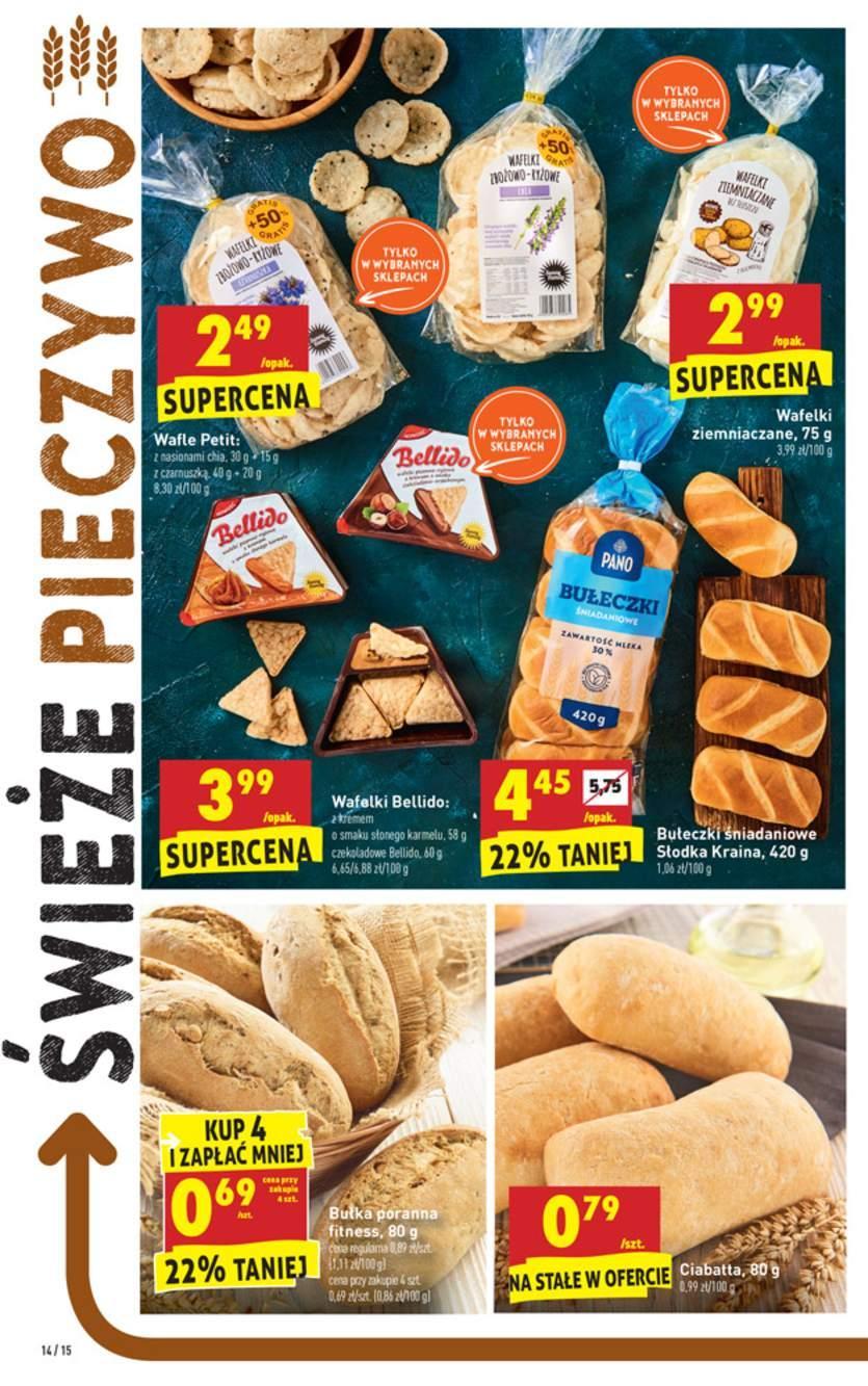 Gazetka promocyjna Biedronka do 17/10/2018 str.14