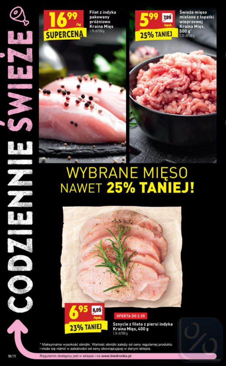 Gazetka promocyjna Biedronka do 06/05/2018 str.9