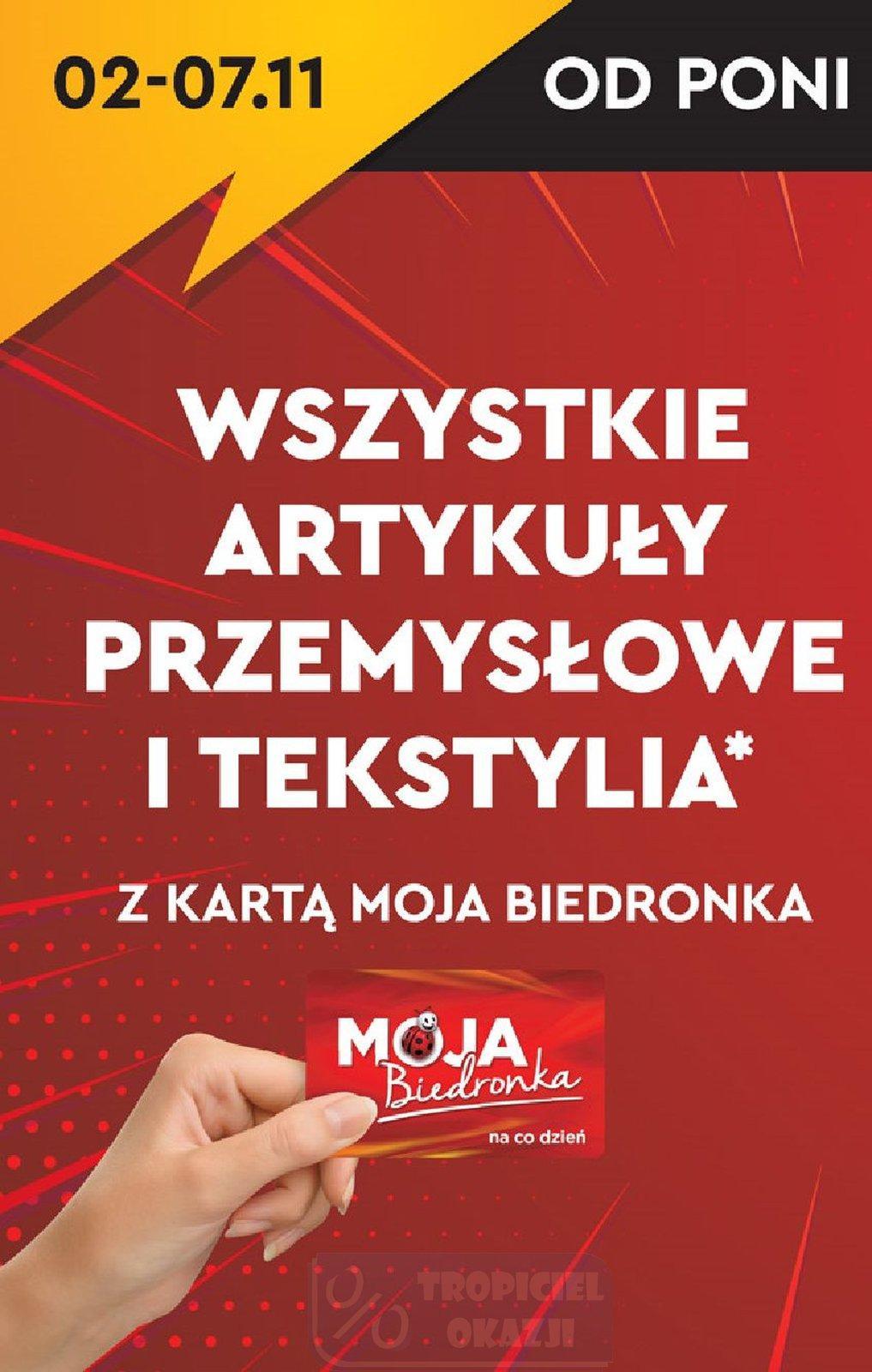 Gazetka promocyjna Biedronka do 18/11/2020 str.2