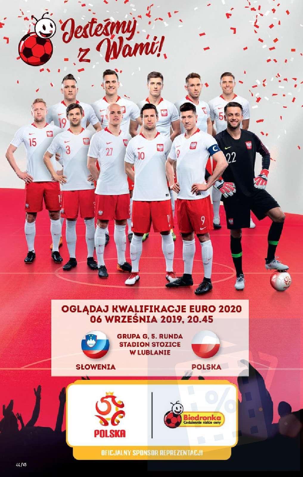Gazetka promocyjna Biedronka do 11/09/2019 str.43