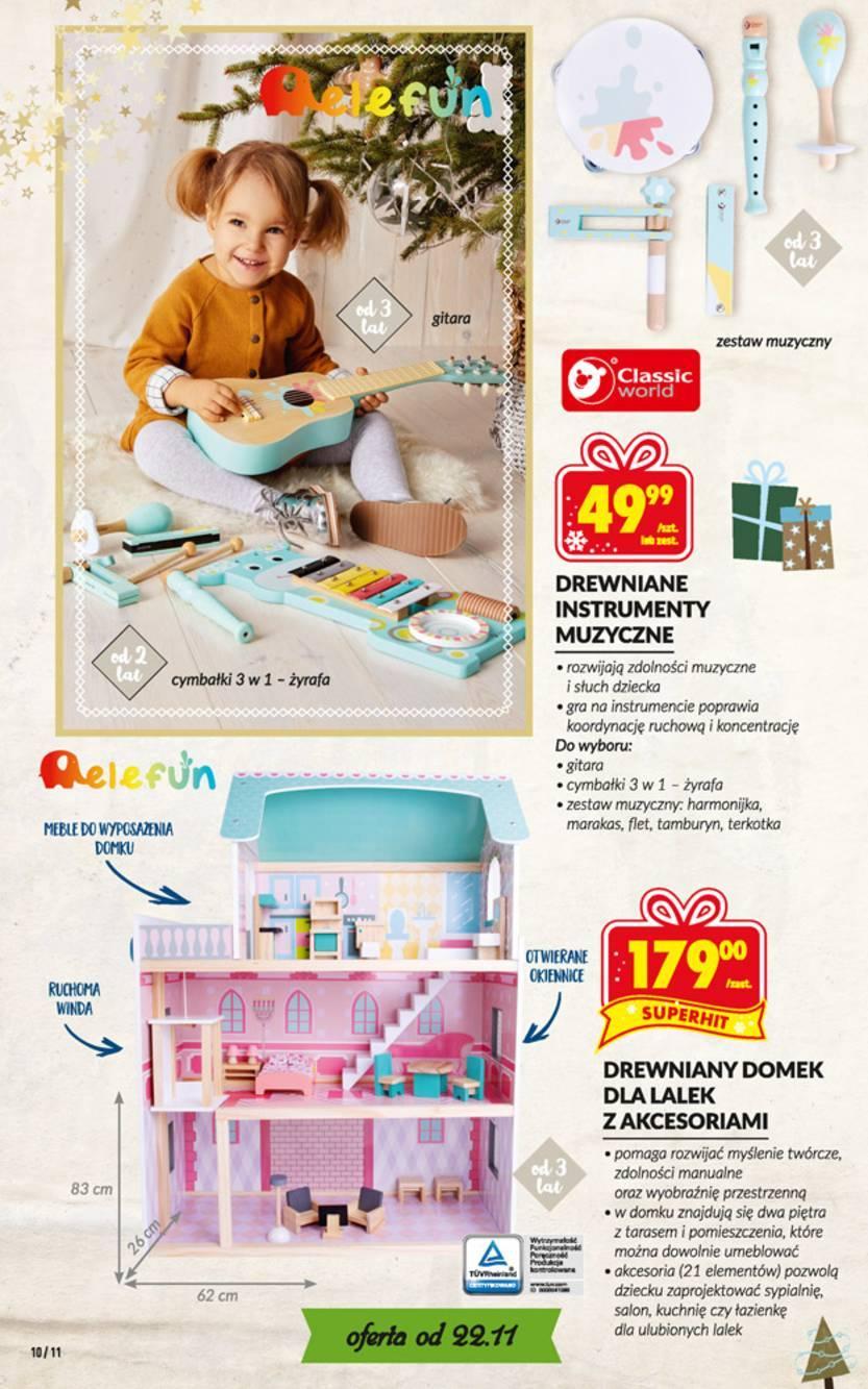 Gazetka Promocyjna I Reklamowa Biedronka Katalog Zabawki