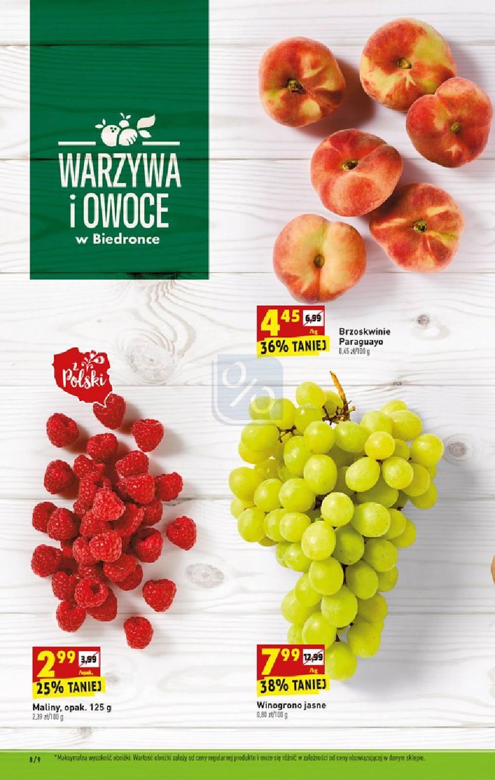 Gazetka promocyjna Biedronka do 28/07/2019 str.7