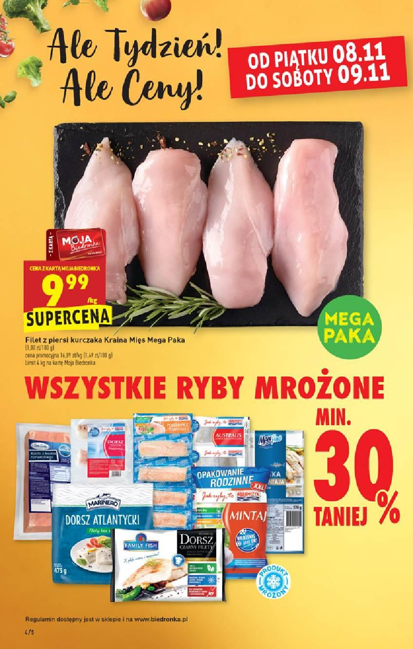 Gazetka promocyjna Biedronka do 13/11/2019 str.4