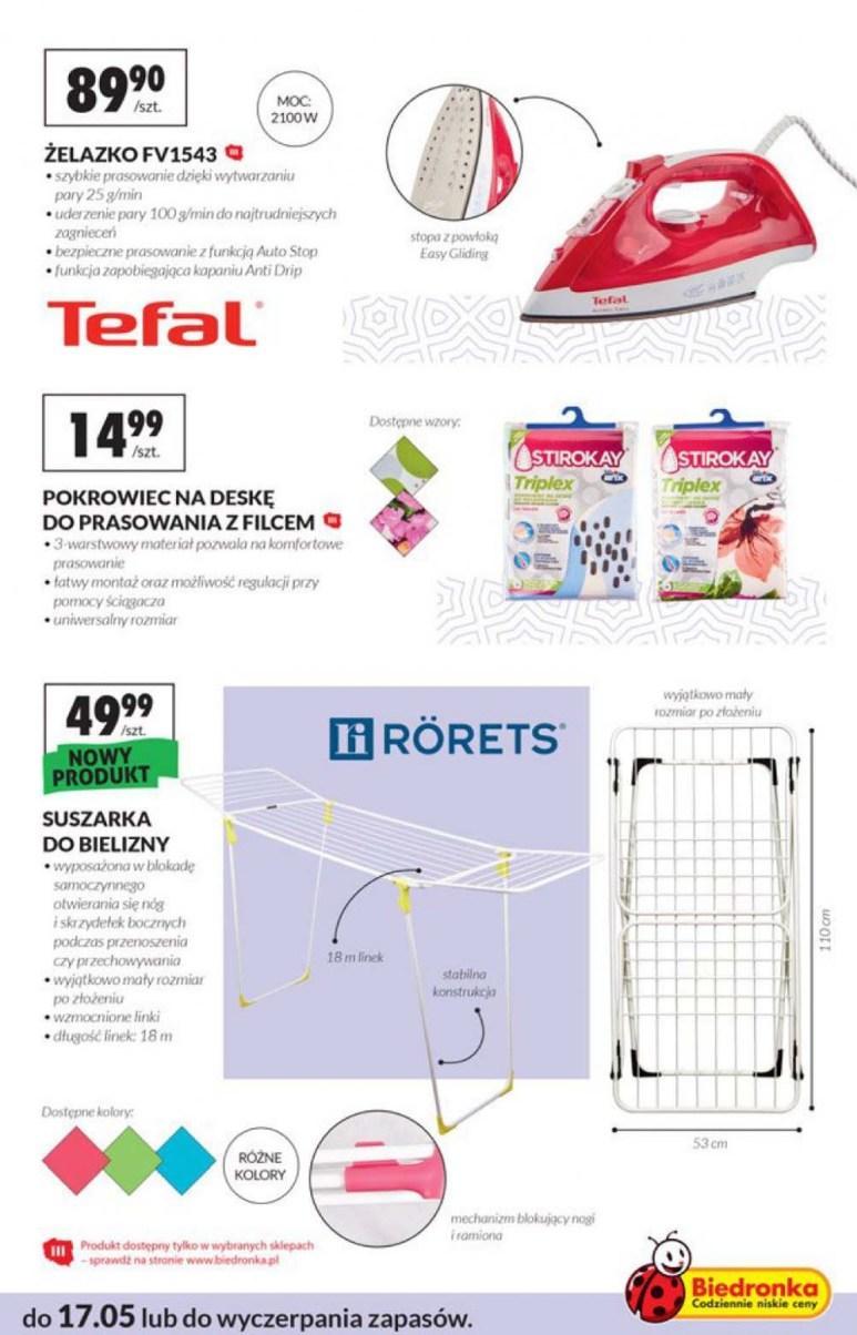 Gazetka promocyjna Biedronka do 17/05/2018 str.22