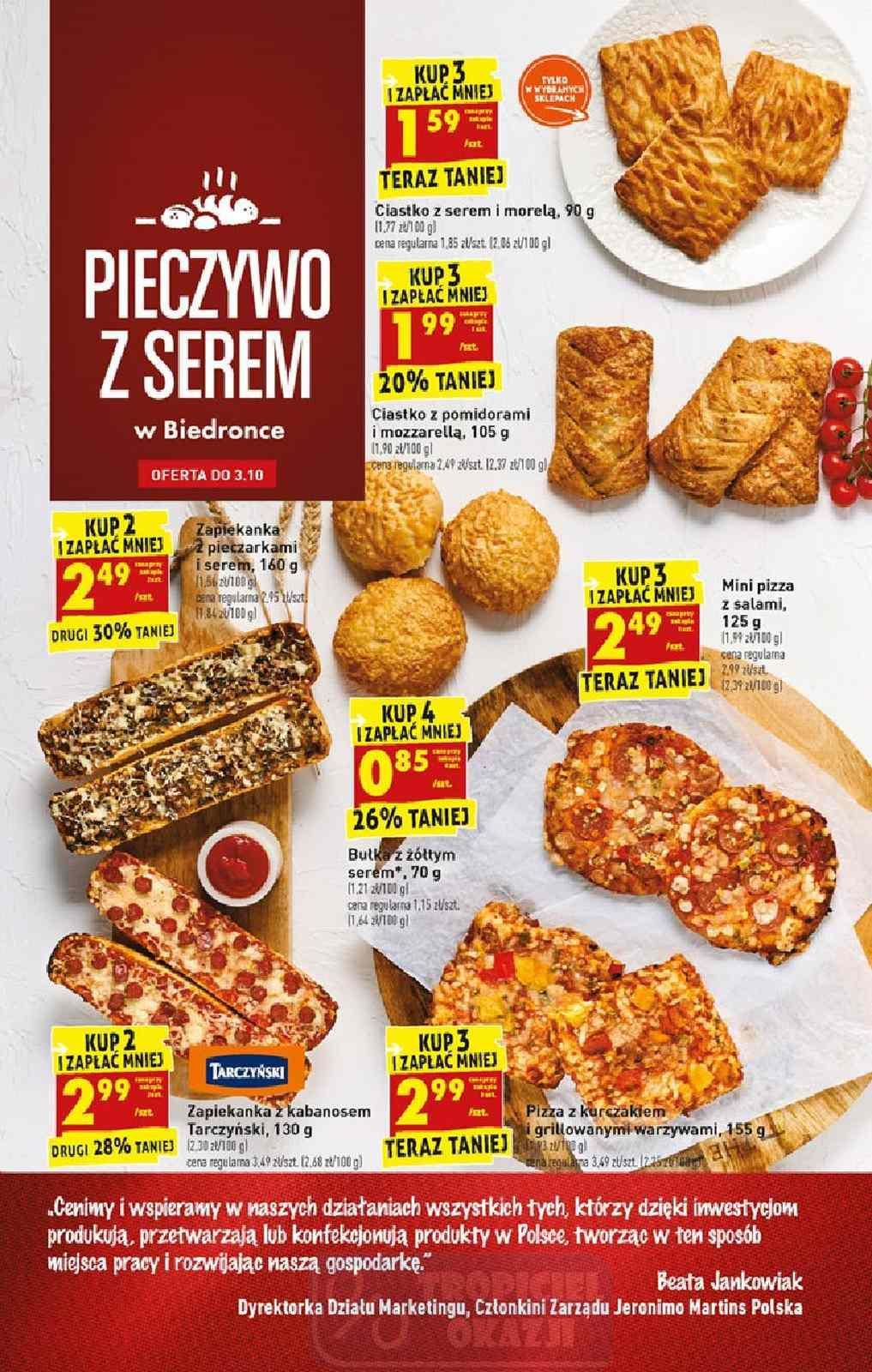 Gazetka promocyjna Biedronka do 07/10/2020 str.21