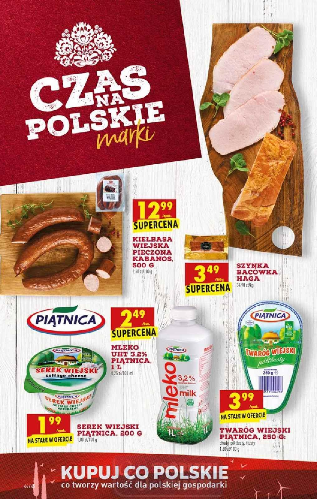 Gazetka promocyjna Biedronka do 07/10/2020 str.44