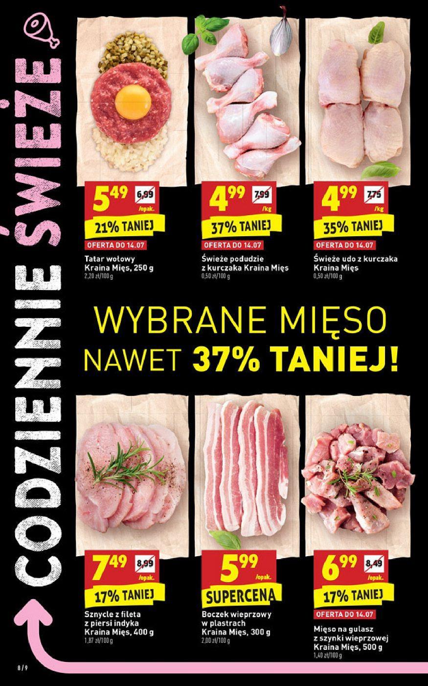 Gazetka promocyjna Biedronka do 18/07/2018 str.8
