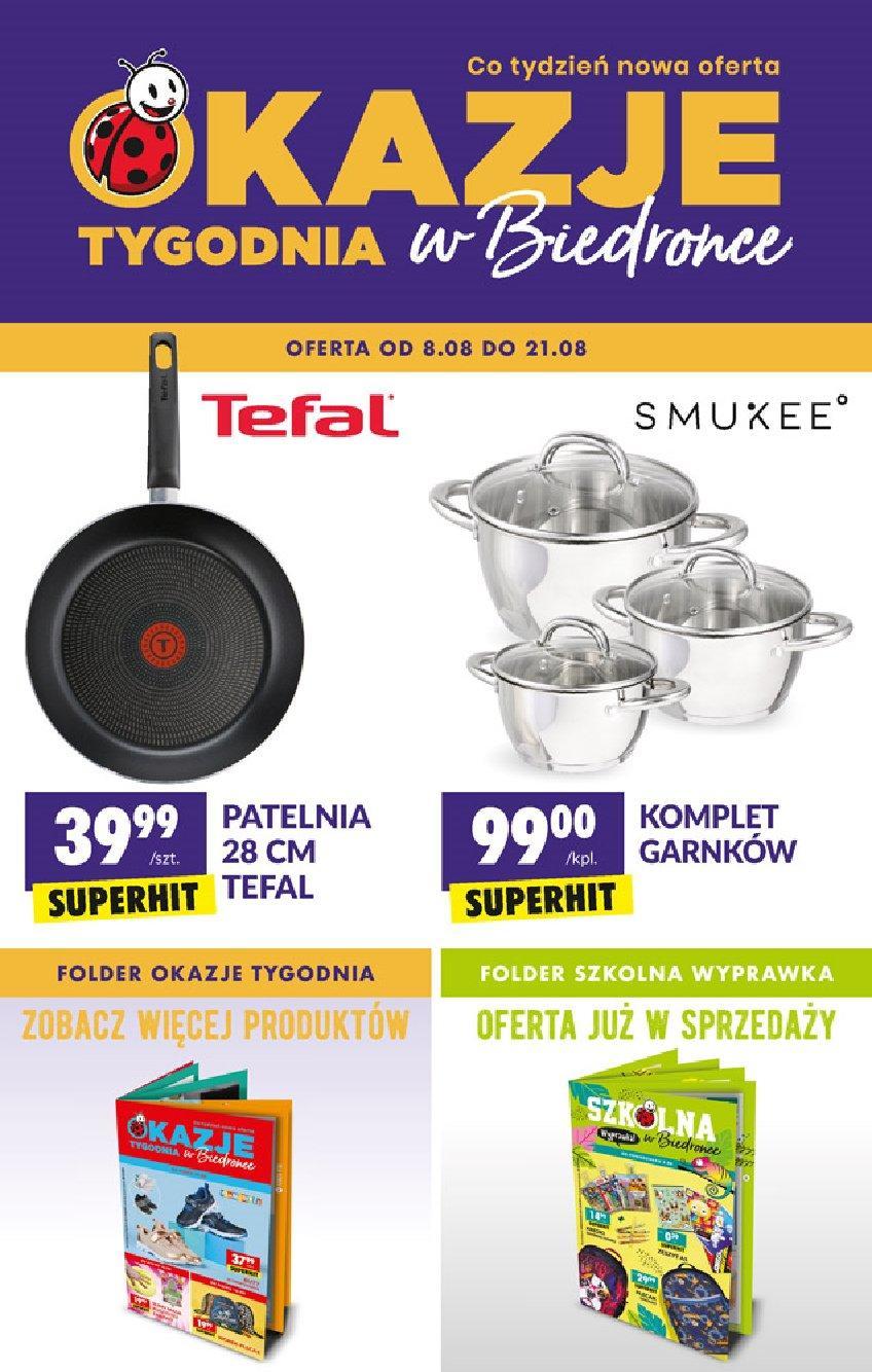 Gazetka promocyjna Biedronka do 14/08/2019 str.64