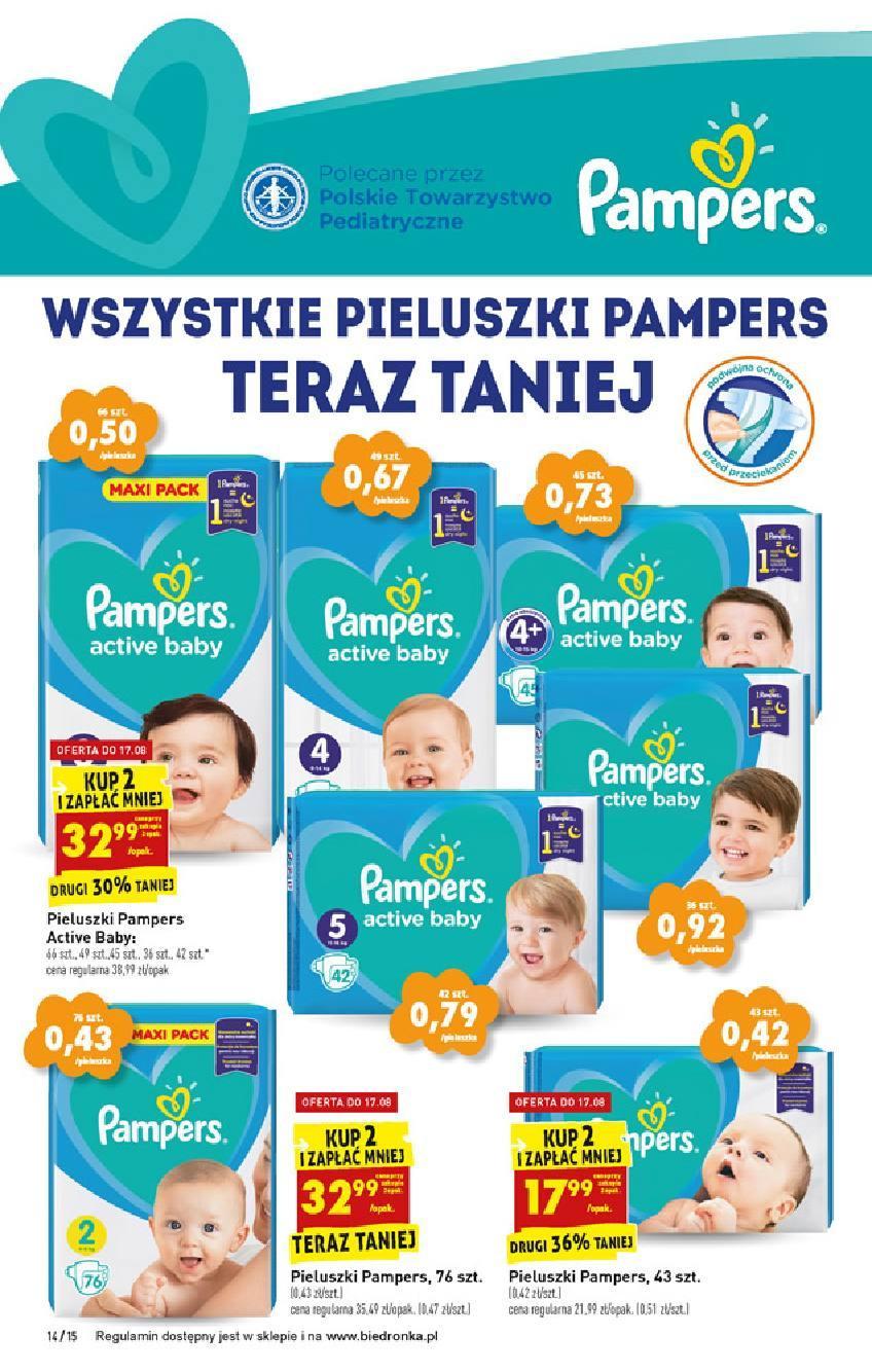 Gazetka promocyjna Biedronka do 21/08/2019 str.13