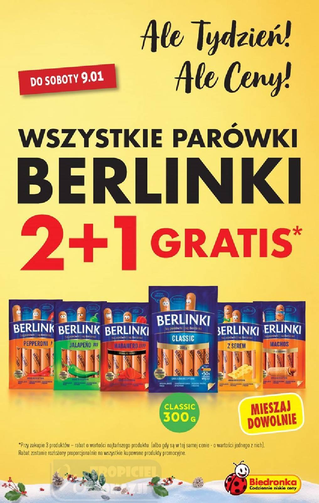 Gazetka promocyjna Biedronka do 13/01/2021 str.5
