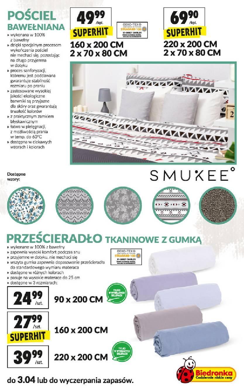 Gazetka promocyjna Biedronka do 04/04/2019 str.23