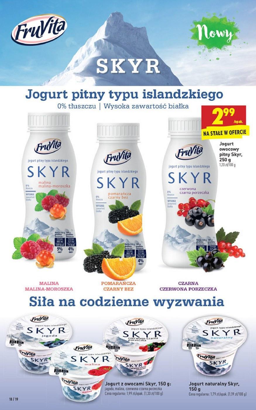 Gazetka promocyjna Biedronka do 18/07/2018 str.17