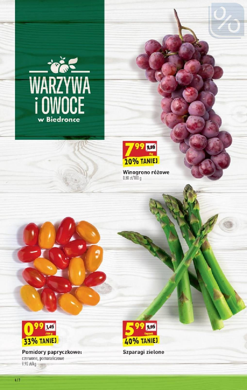 Gazetka promocyjna Biedronka do 19/05/2019 str.6