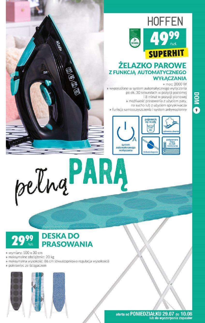 Gazetka promocyjna Biedronka do 14/08/2019 str.9
