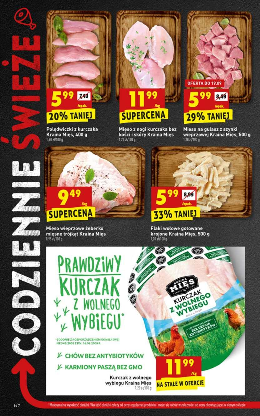 Gazetka promocyjna Biedronka do 22/09/2018 str.6