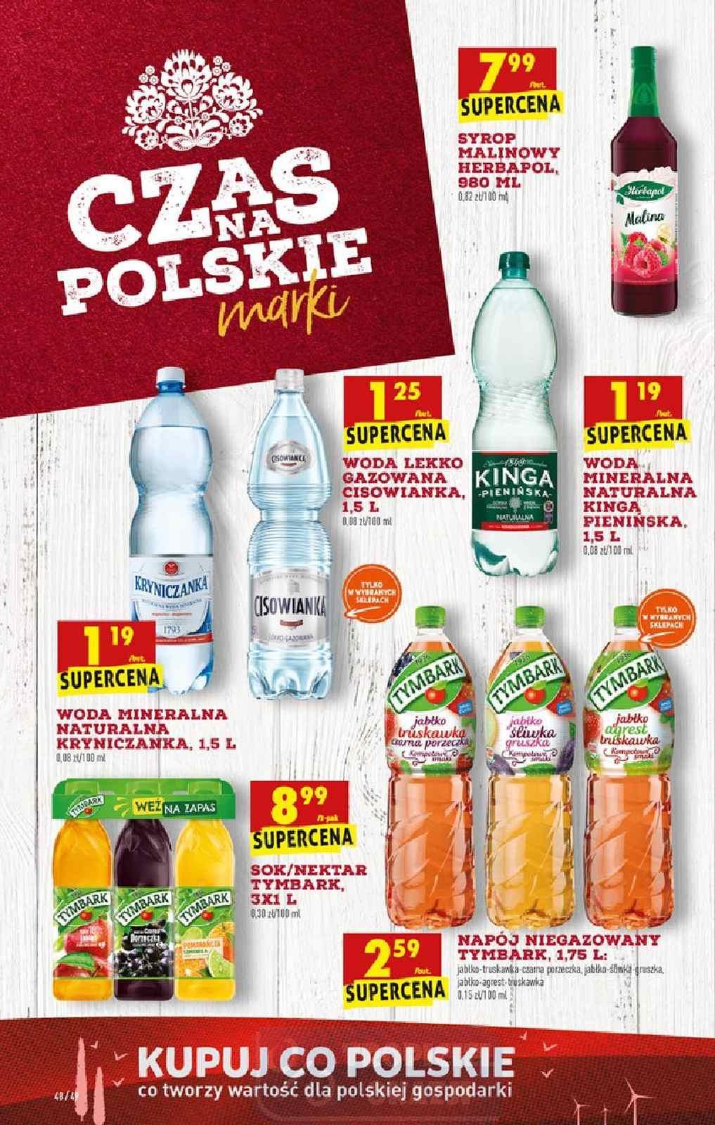 Gazetka promocyjna Biedronka do 07/10/2020 str.48