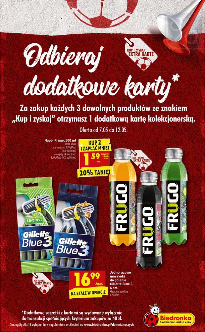 Gazetka promocyjna Biedronka do 12/05/2018 str.6