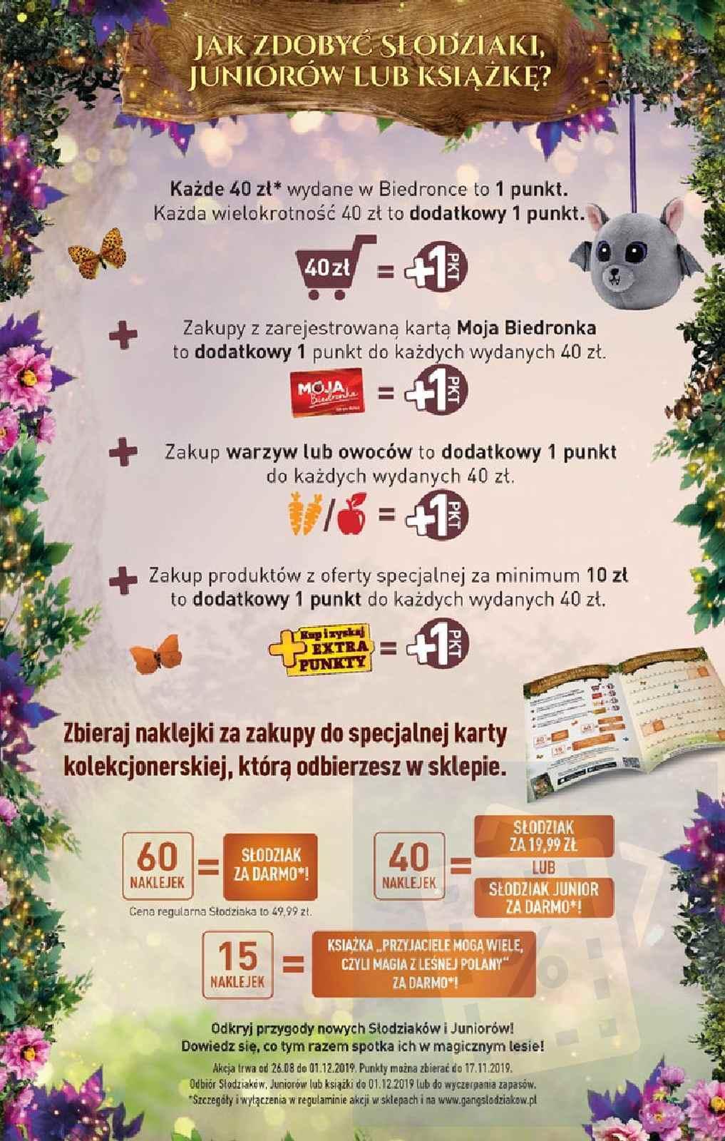 Gazetka promocyjna Biedronka do 11/09/2019 str.2