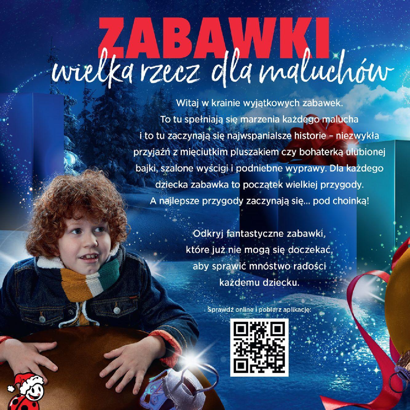 Gazetka promocyjna Biedronka do 15/12/2019 str.2