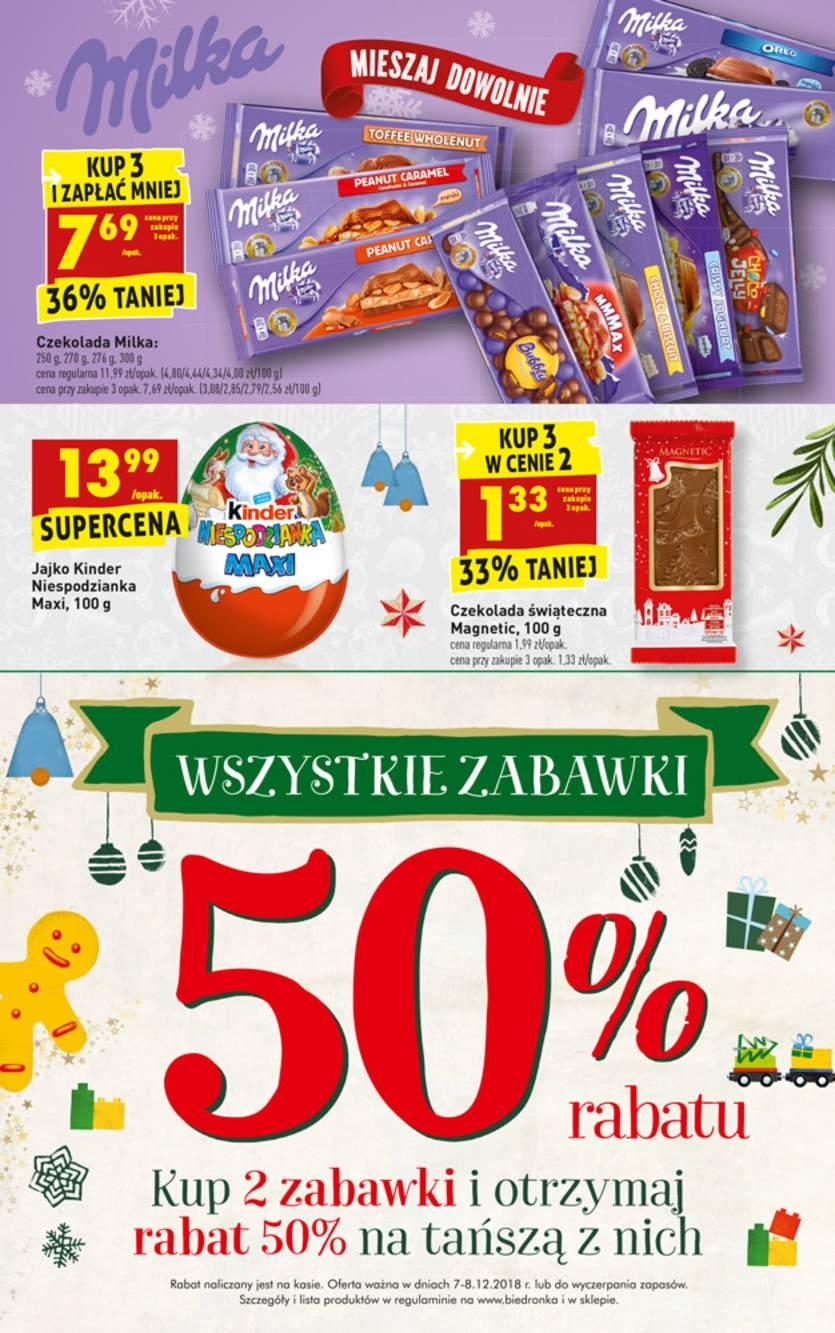 Gazetka promocyjna Biedronka do 08/12/2018 str.4