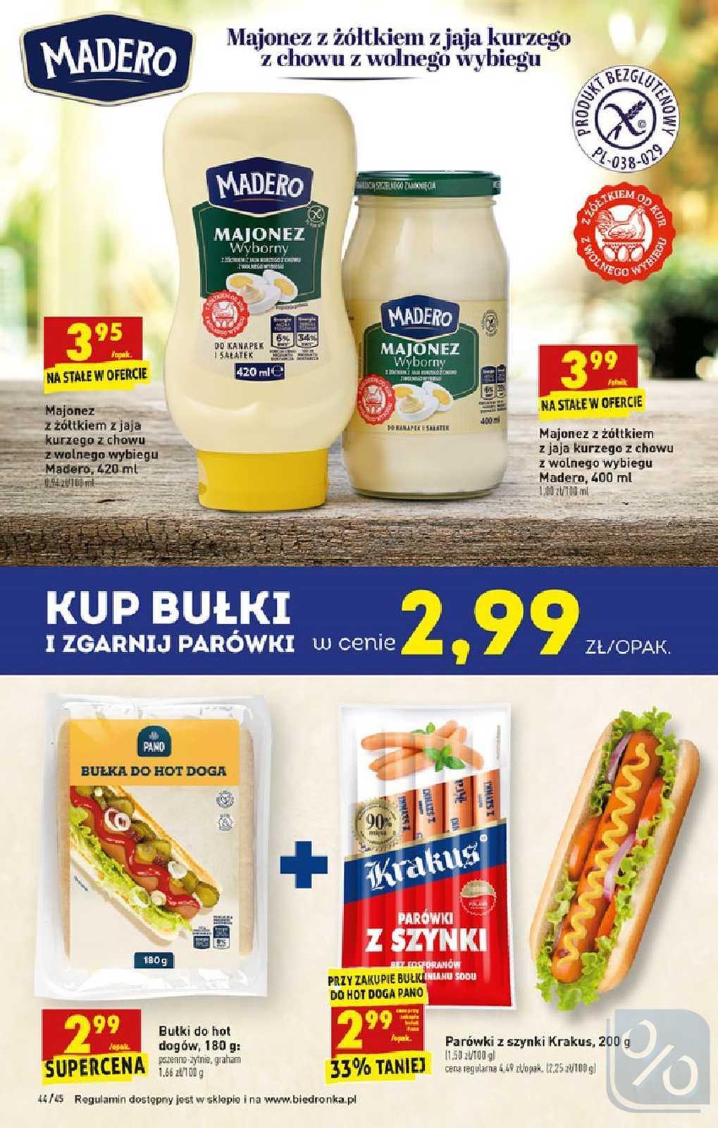 Gazetka promocyjna Biedronka do 07/08/2019 str.43
