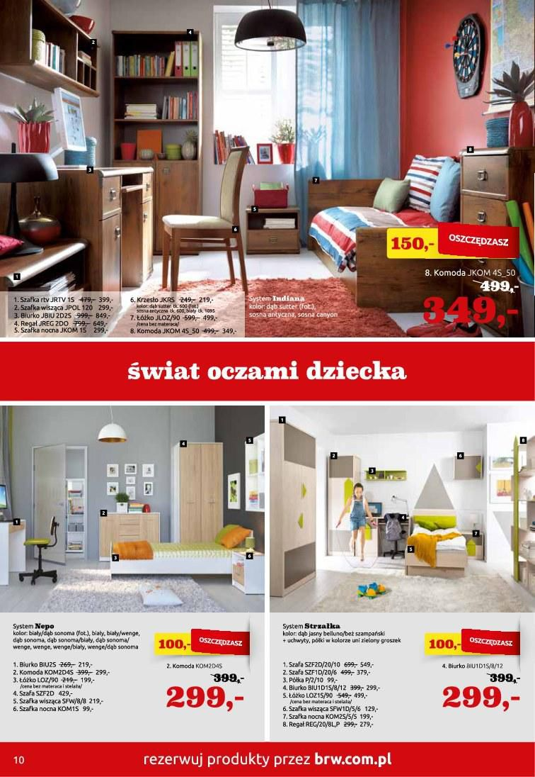 Gazetka Promocyjna I Reklamowa Black Red White Wiosenne