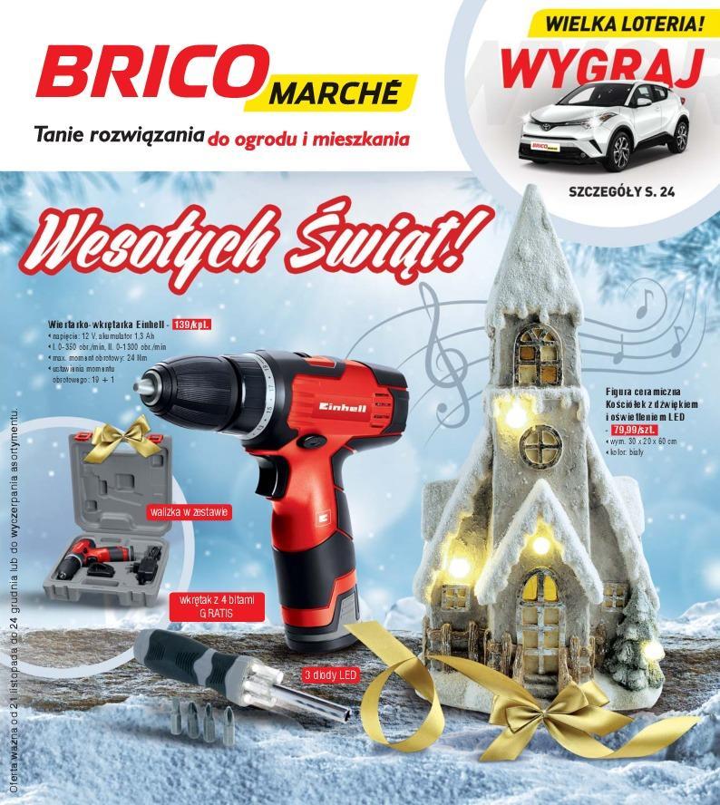 Gazetka promocyjna Bricomarche do 04/12/2018 str.0