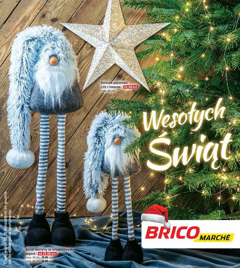 Gazetka promocyjna Bricomarche do 24/12/2019 str.0