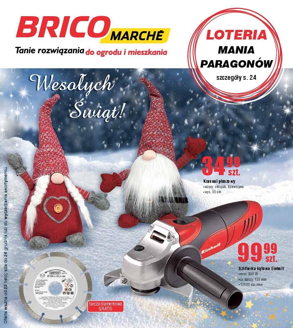 Gazetka promocyjna Bricomarche do 24/12/2017 str.0