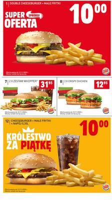 Kupony Burgerking