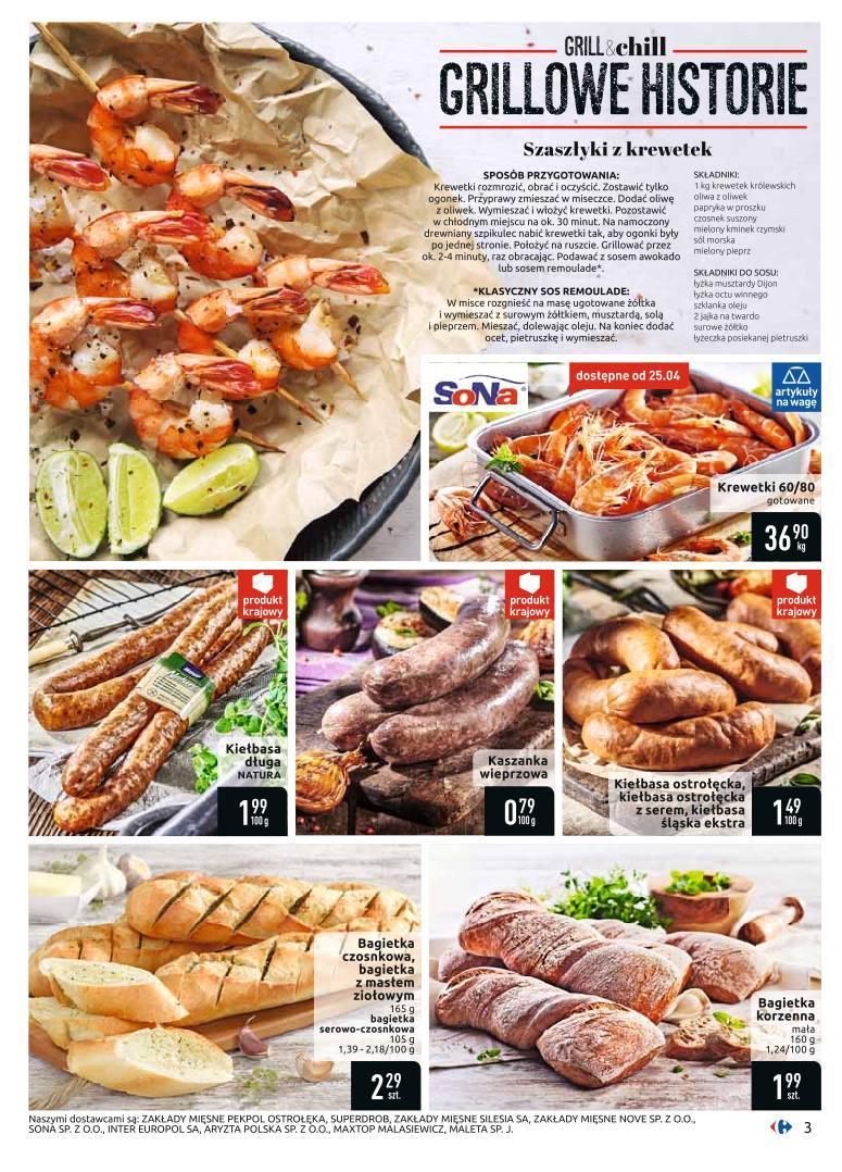 Gazetka promocyjna Carrefour do 04/05/2019 str.2